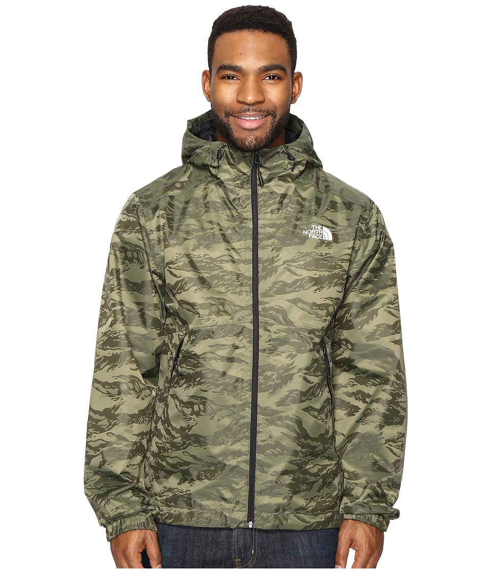 The North Face - Millerton Jacket (Thyme Tigrid Camo (Prior Season)) Men's Coat
