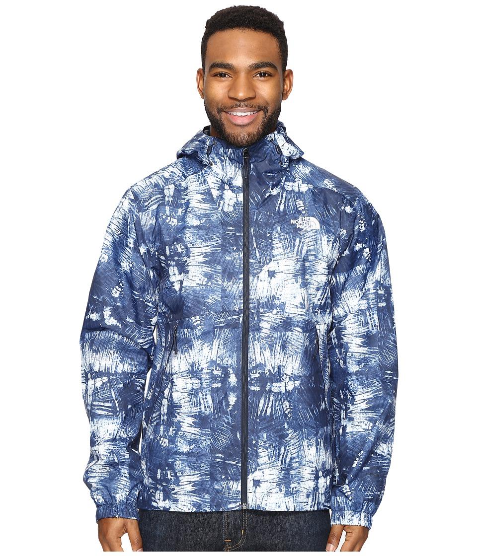 The North Face Millerton Jacket (Urban Navy Shibori Print (Prior Season)) Men