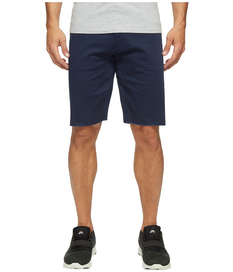 Nike SB SB FTM Stretch 5 Pocket Shorts (Obsidian) Men