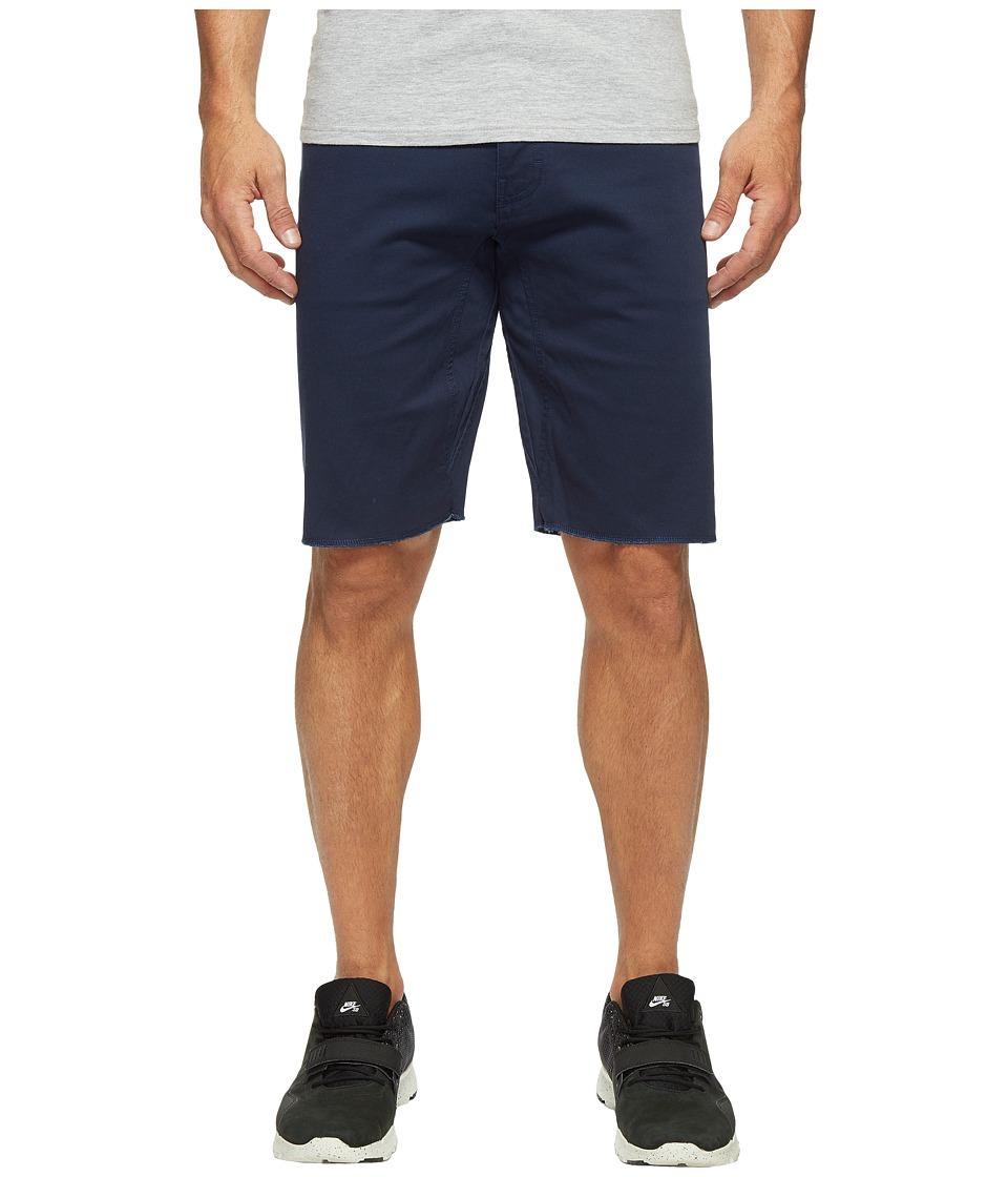 Nike SB SB FTM Stretch 5 Pocket Shorts (Obsidian) Men