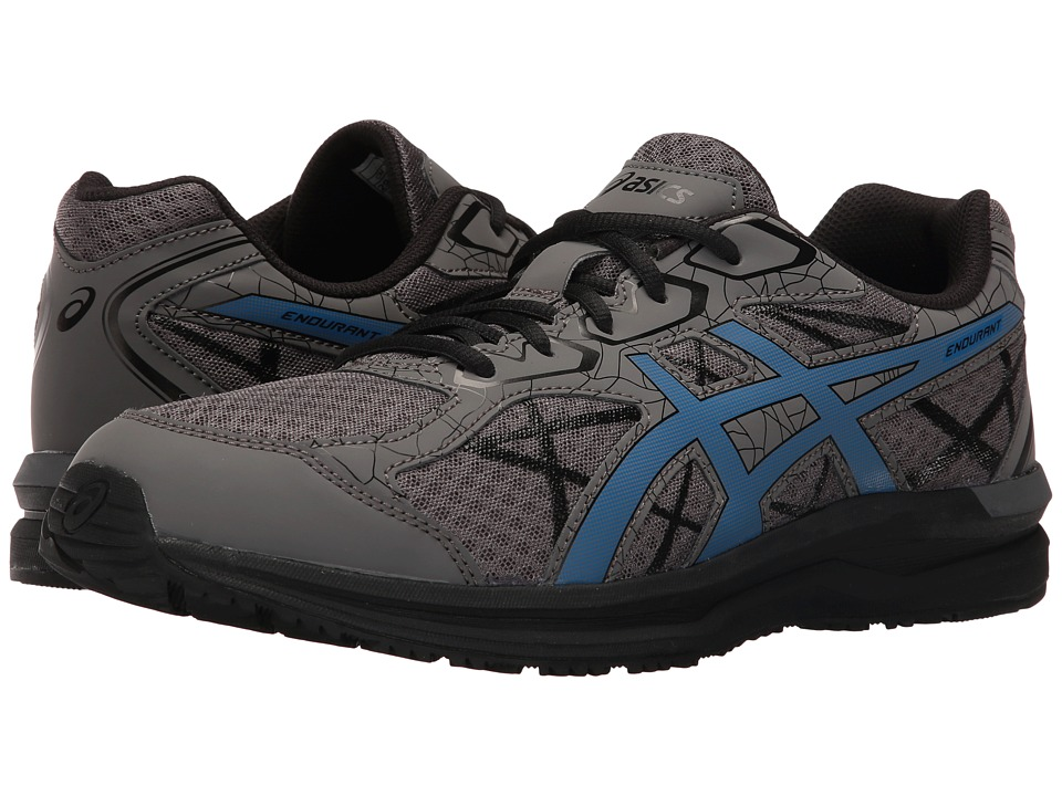 ASICS Endurant (Carbon/Imperial/Black) Men