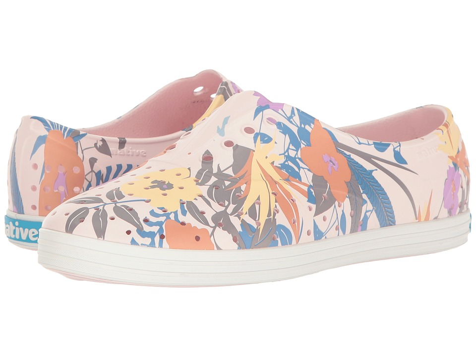 Native Shoes - Jericho (Milk Pink/Shell White/Bouquet) Women's Shoes