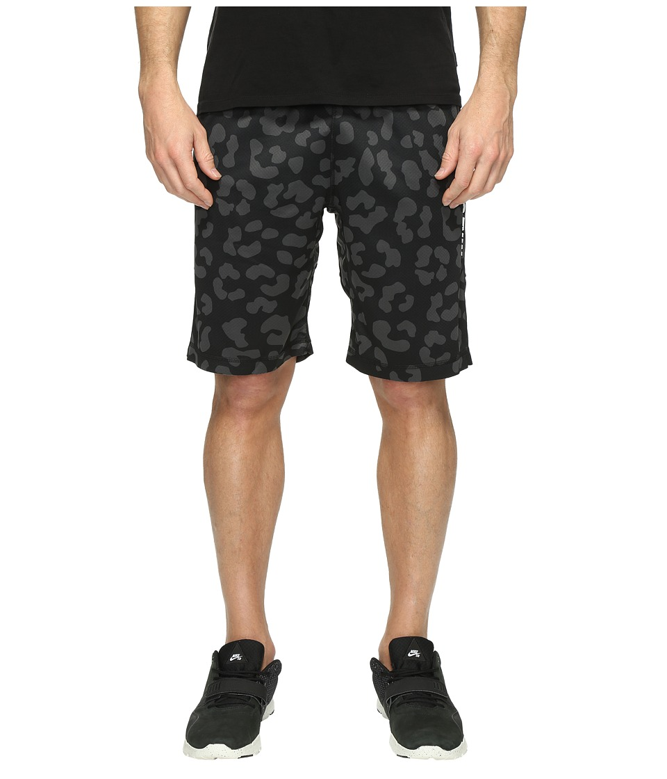 Nike SB - SB Dry Sunday Shorts (Black/White) Men's Shorts