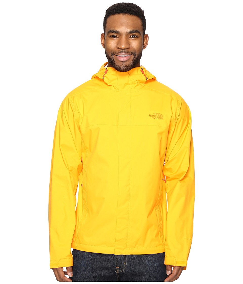 The North Face - Venture 2 Jacket (Zinnia Orange/Zinnia Orange (Prior Season)) Men's Coat
