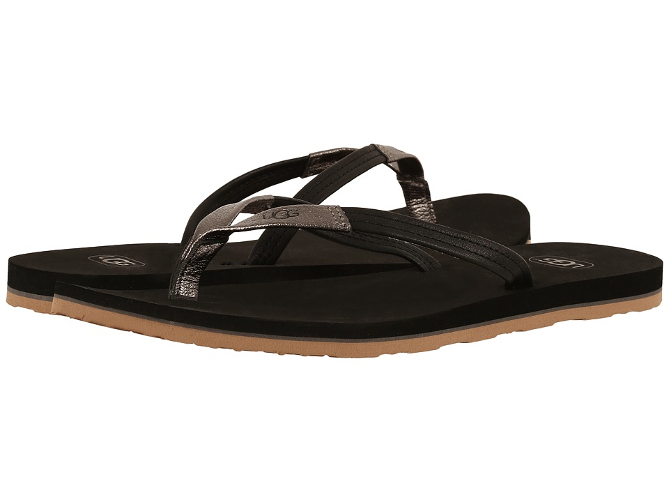 UGG - Magnolia (Black/Bronze) Women's Sandals