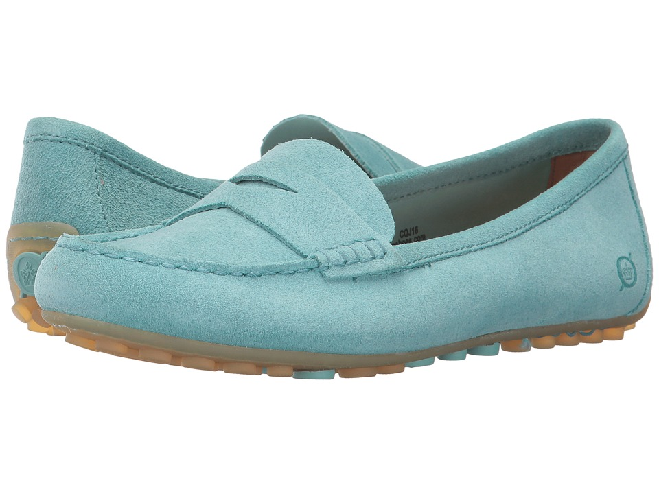 Born Malena (Turquoise Suede) Women