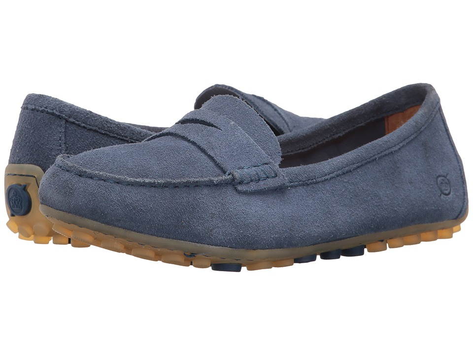 Born Malena (Dark Blue Suede) Women