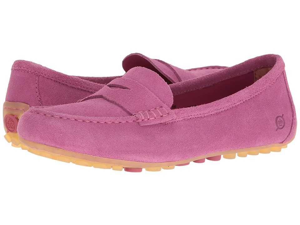 Born Malena (Dark Pink Suede) Women