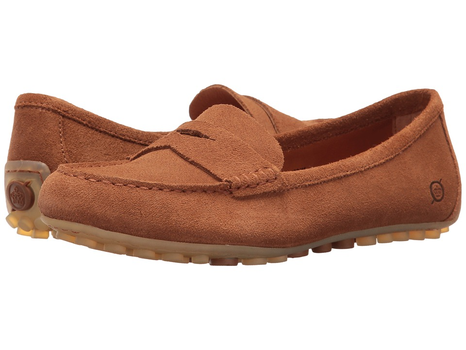 Born Malena (Brown Suede) Women