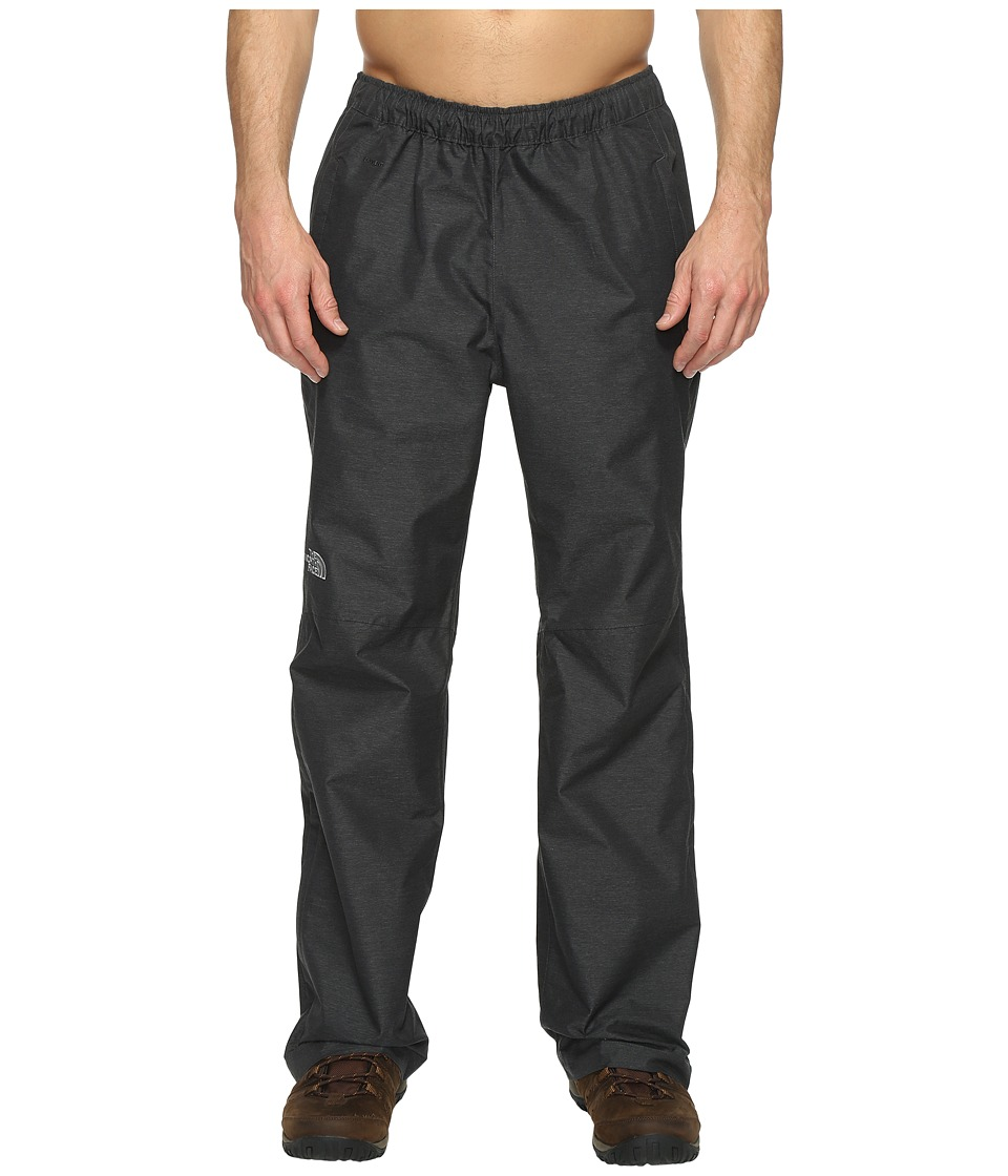 The North Face - Venture 2 Half Zip Pants (TNF Dark Grey Heather) Men's Casual Pants