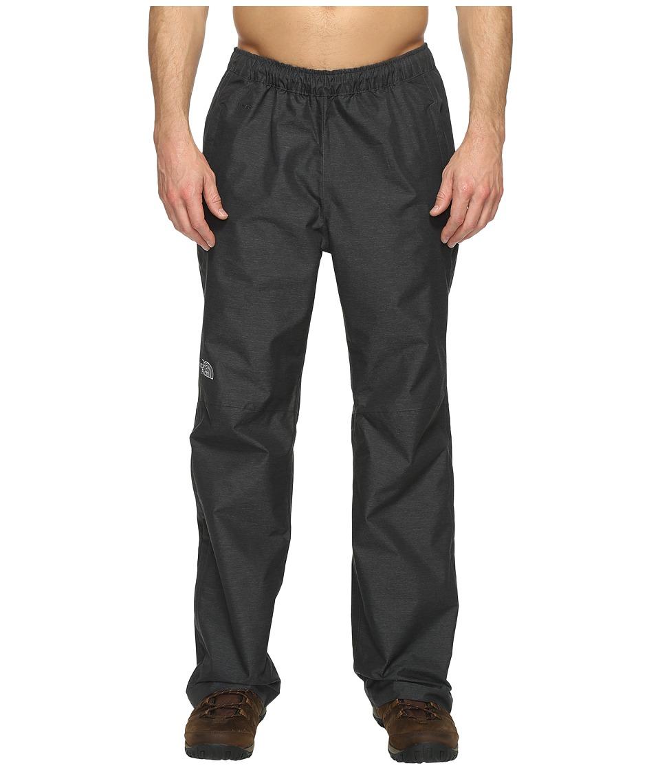 The North Face - Venture 2 Half Zip Pants (TNF Dark Grey Heather) Men's Casual Pants