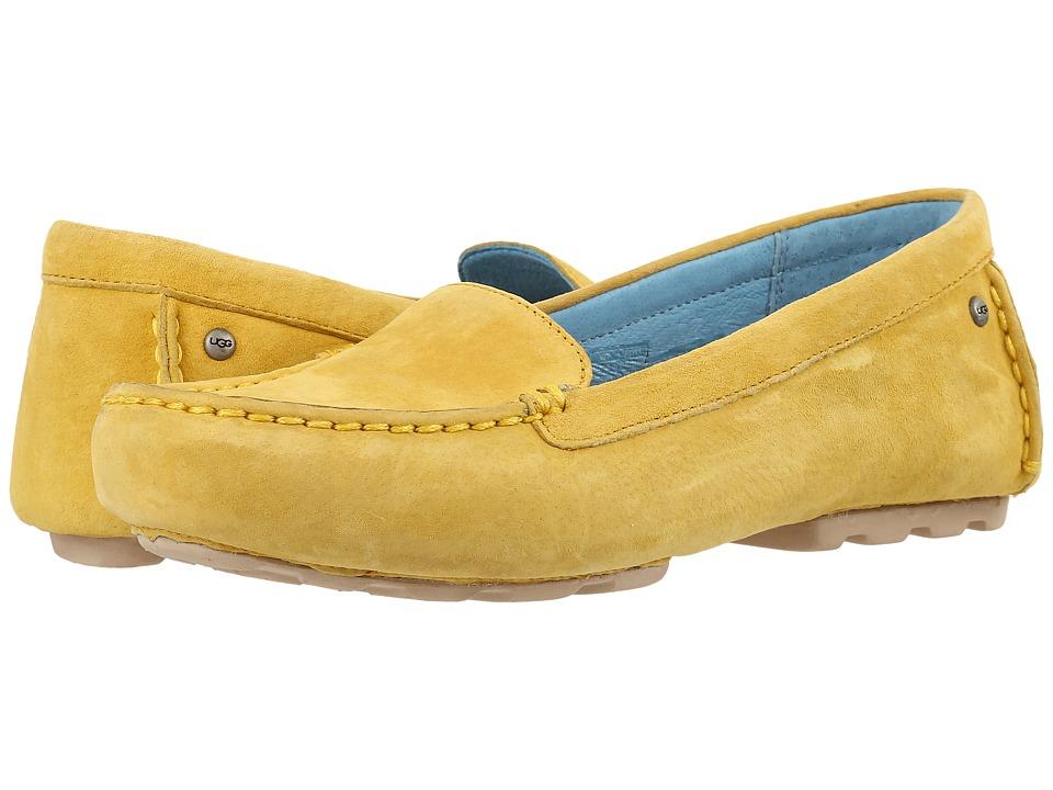 UGG - Milana (Sol) Women's Dress Flat Shoes
