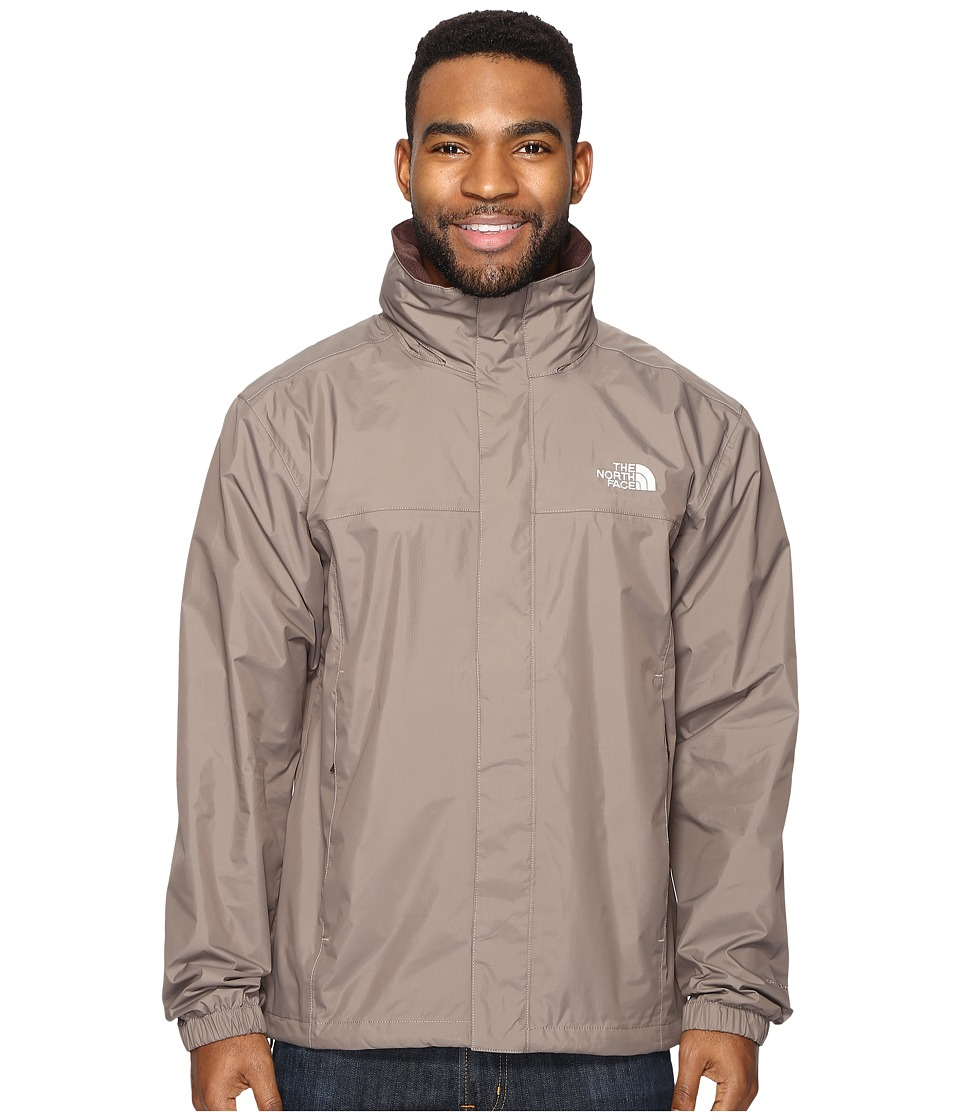 The North Face - Resolve 2 Jacket (Falcon Brown/Coffee Bean Brown (Prior Season)) Men's Coat