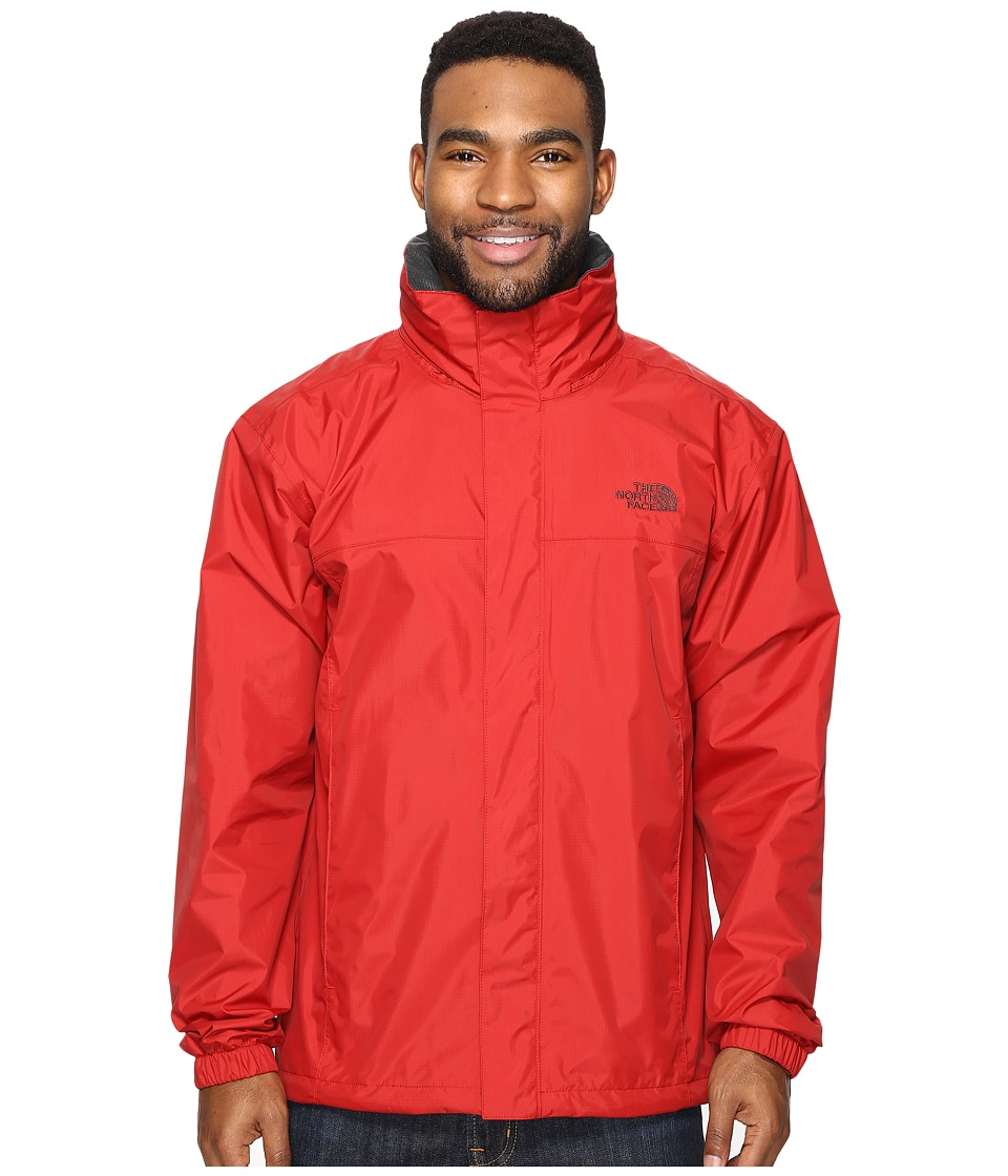 The North Face - Resolve 2 Jacket (Cardinal Red/Sequoia Red) Men's Coat