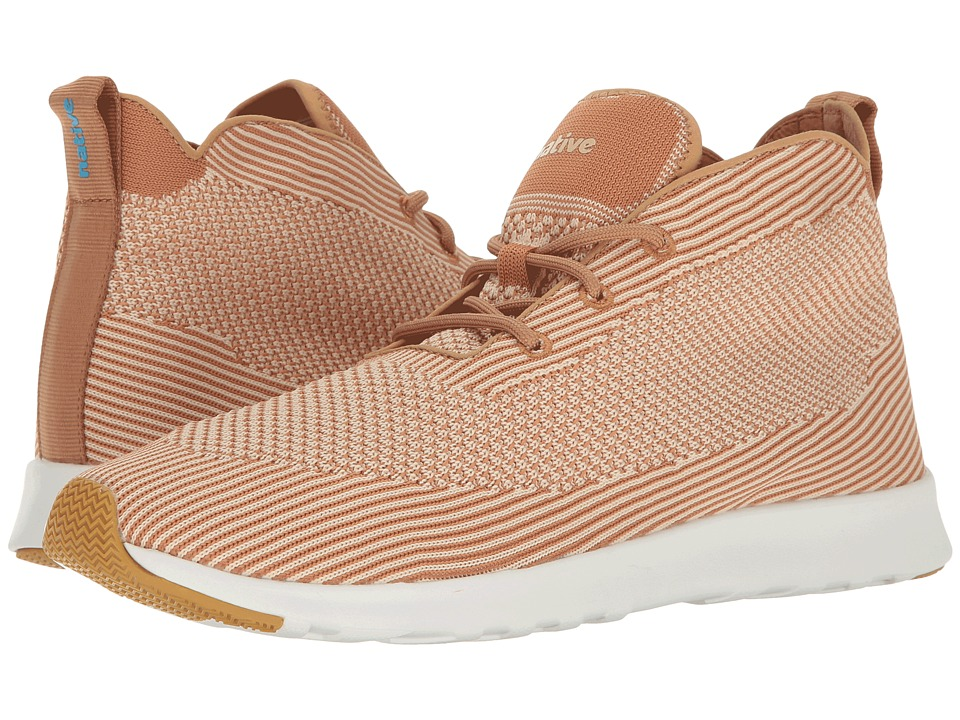 Native Shoes - AP Rover Liteknit (Almond Beige/Shell White/Natural Rubber) Athletic Shoes