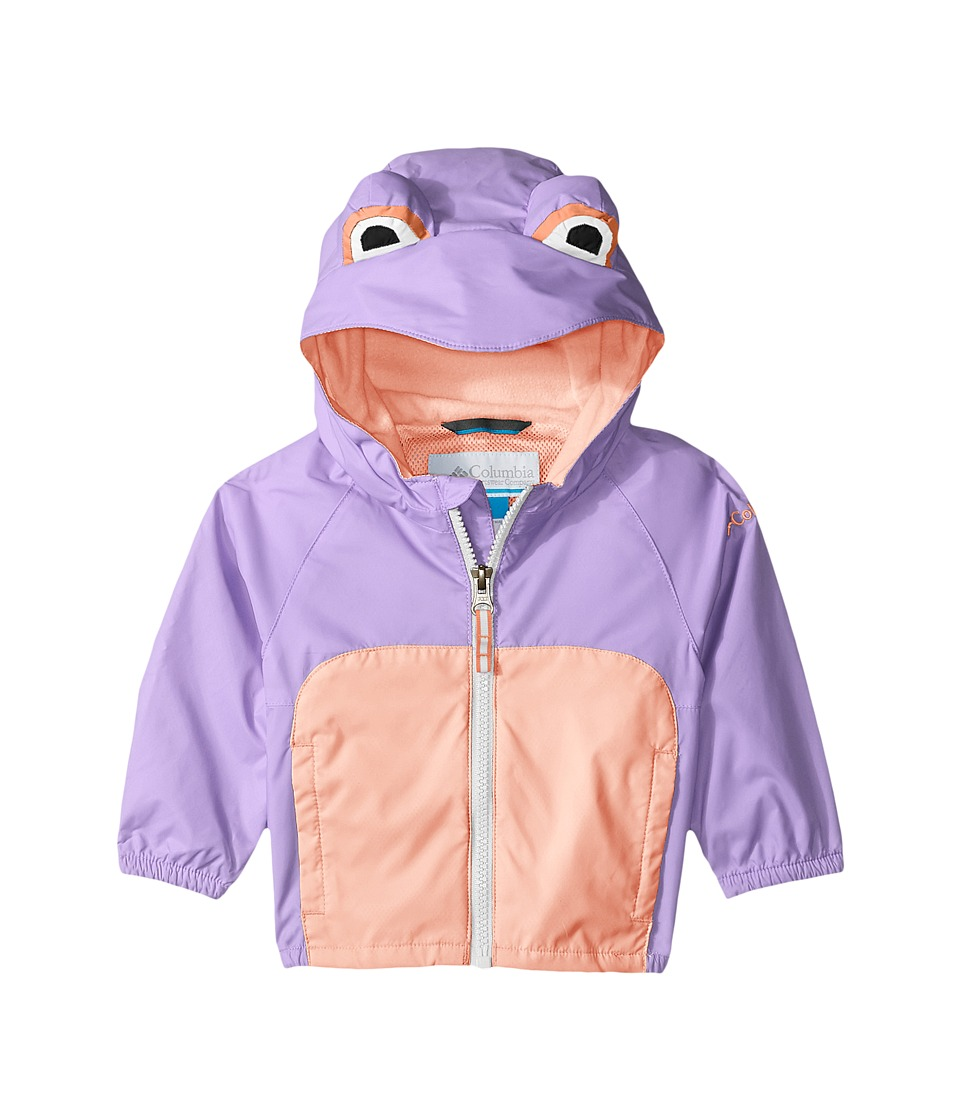 Columbia Kids - Kitteribbit Jacket (Infant) (Paisley Purple) Kid's Coat