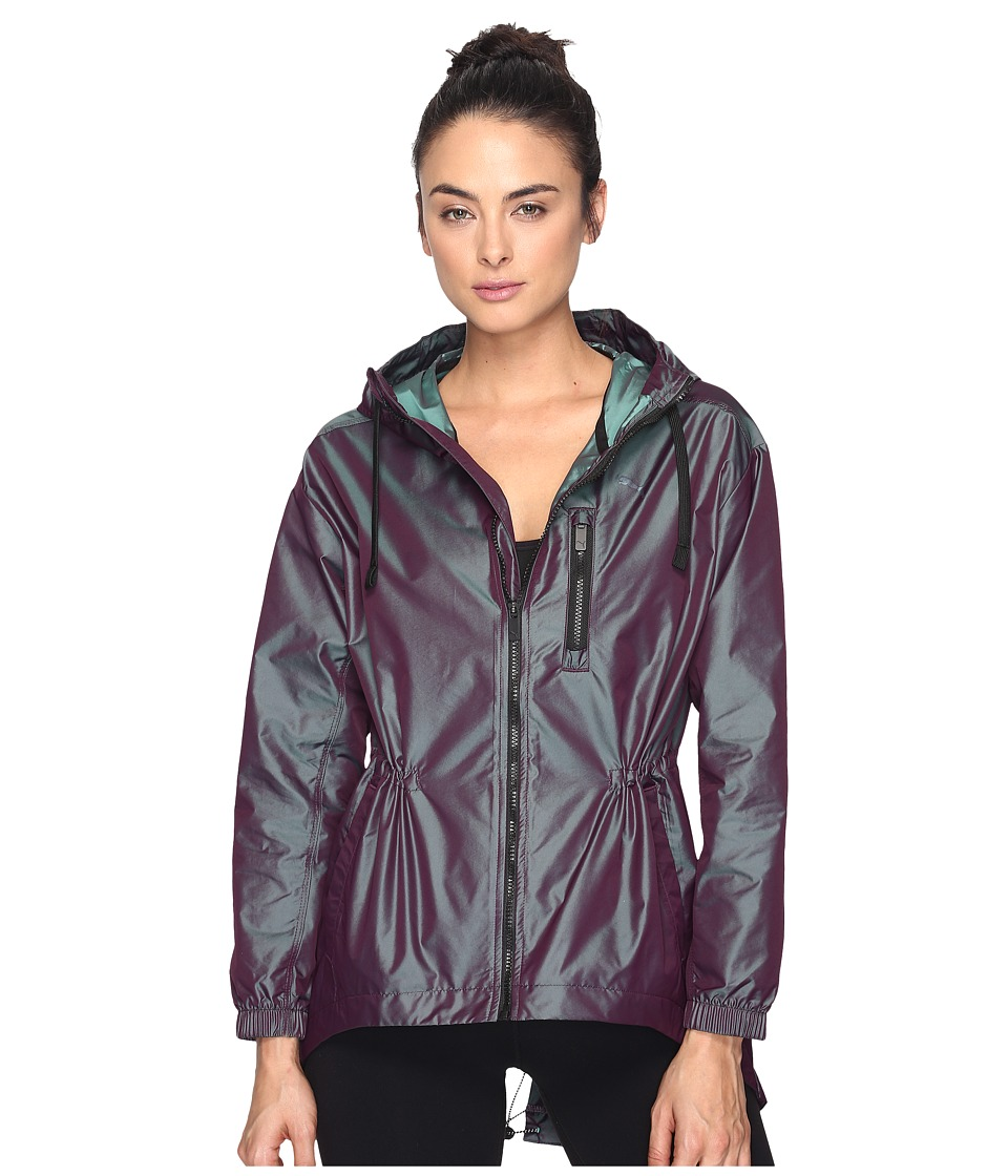 PUMA - Explosive Jacket (Plum Perfect/Iridescent) Women's Coat