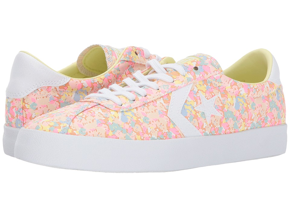 Converse Breakpoint Summer Textile Ox (Sunset Glow/Lemon Haze/White) Women
