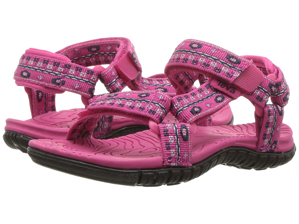 Teva Kids - Hurricane 3 (Toddler) (Hippie Raspberry) Girls Shoes