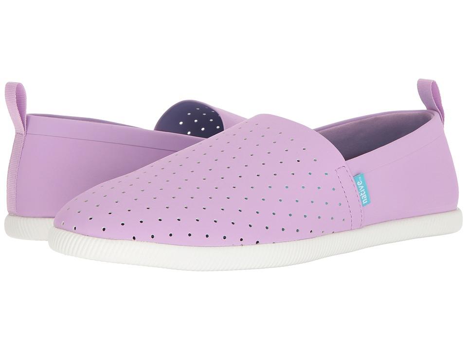 Native Shoes Venice (Lavender Purple/Shell White) Shoes