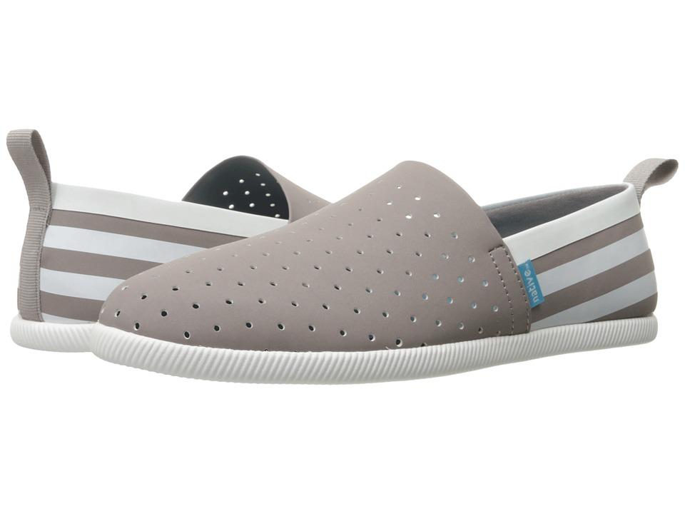 Native Shoes - Venice (Quail Purple/Shell White/Shell stripe) Shoes