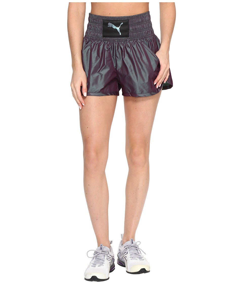 PUMA - Explosive Shorts (Plum Perfect/Iridescent) Women's Shorts