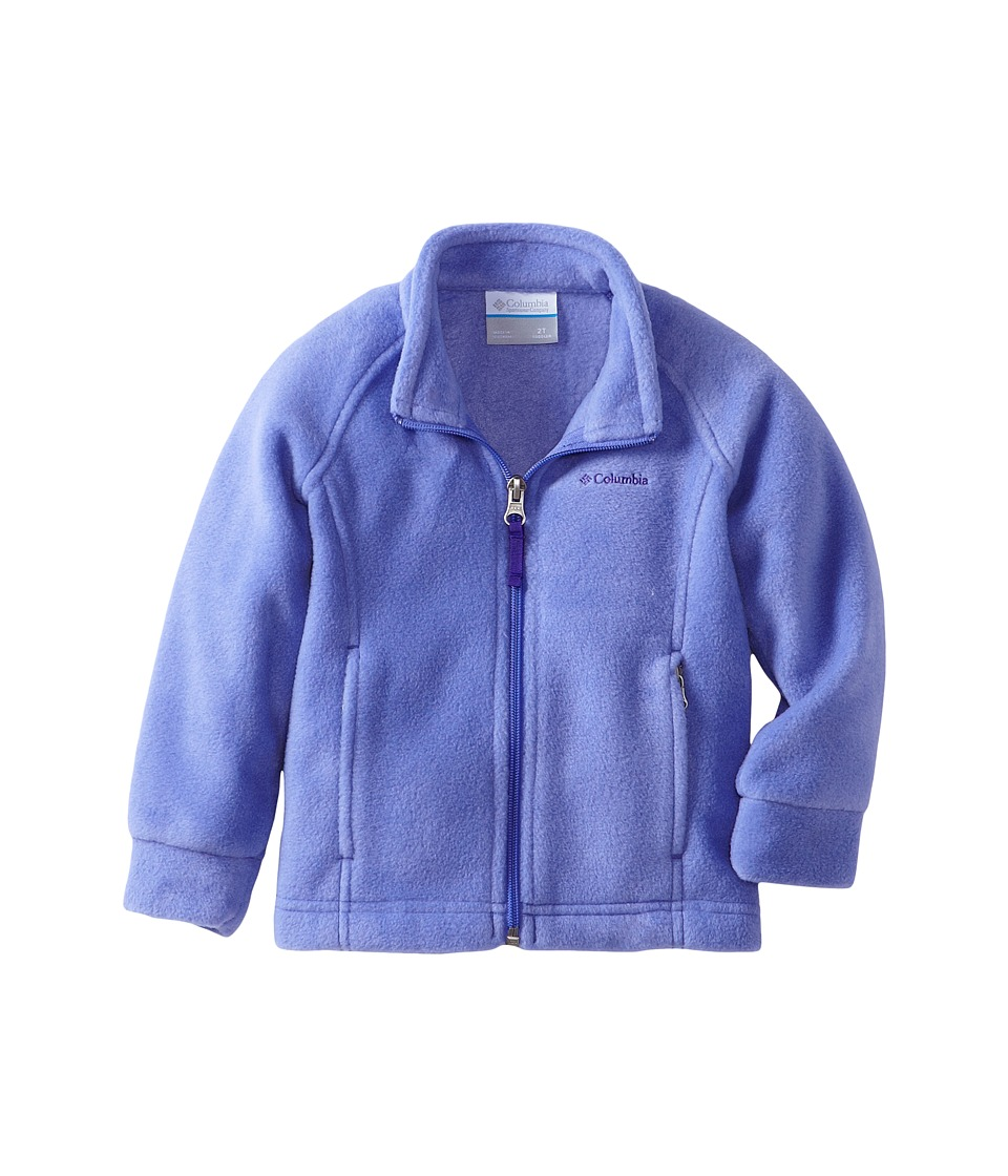Columbia Kids - Benton Springstm Fleece (Little Kids/Big Kids) (Purple Lotus 1) Girl's Fleece