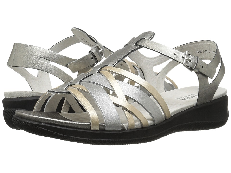 SoftWalk - Taft (Metallic Multi) Women's Sandals