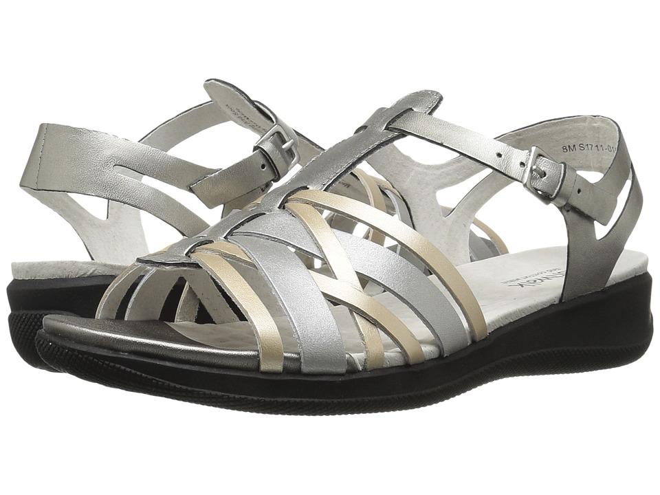 SoftWalk - Taft (Metallic Multi) Women's Sandals