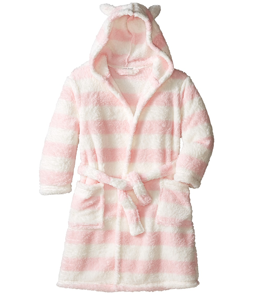 P.J. Salvage Kids - Cat Robe (Toddler/Little Kids/Big Kids) (Pink) Girl's Robe