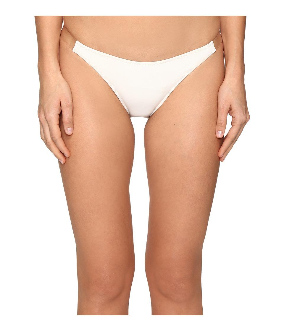 La Perla - Plastic Dream Low Rise Brief (Ivory) Women's Swimwear