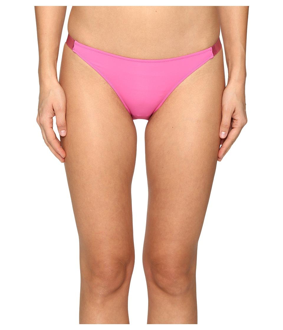 La Perla Plastic Dream Low Rise Brief (Dark Pink) Women