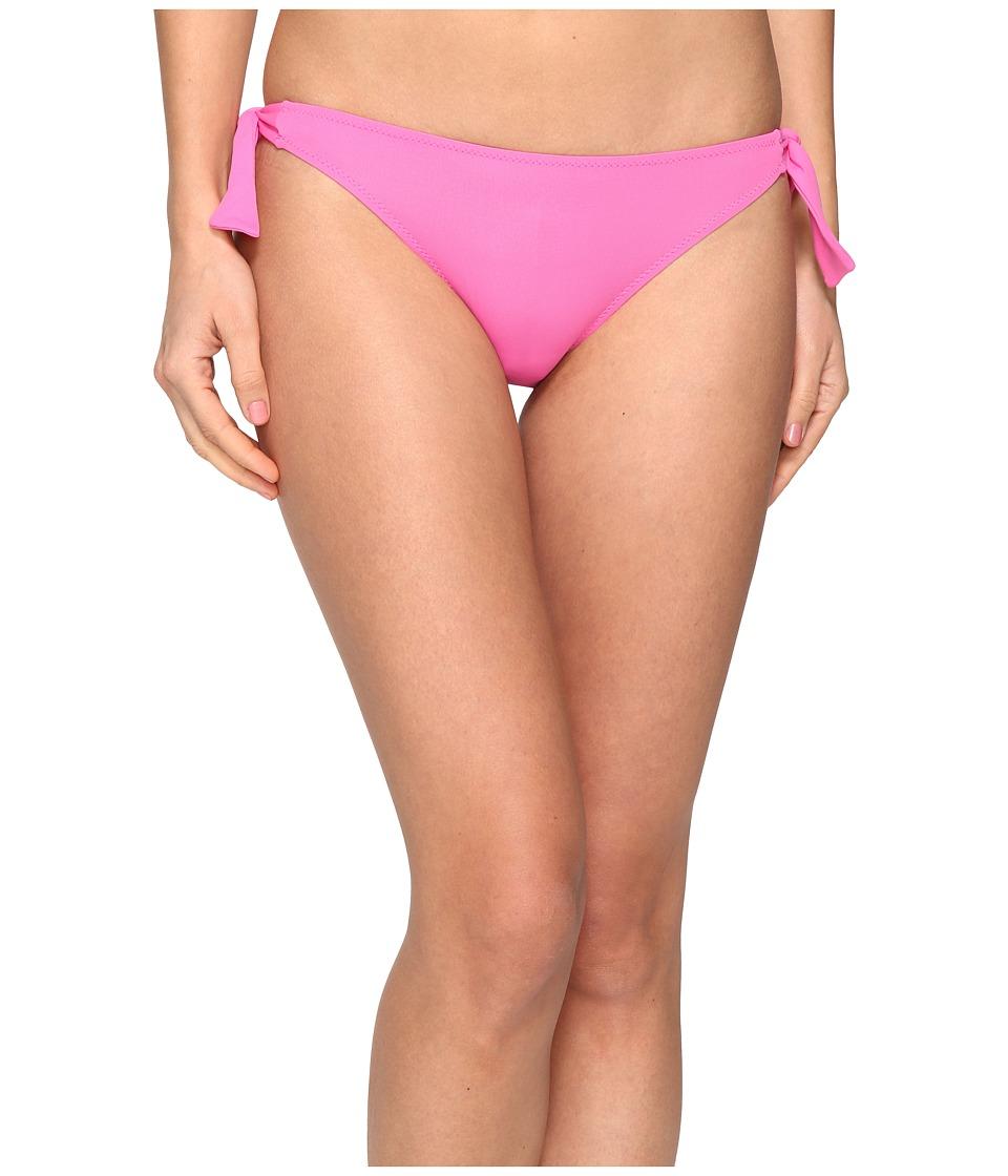 La Perla Plastic Dream Side-Tie Bottom (Dark Pink) Women