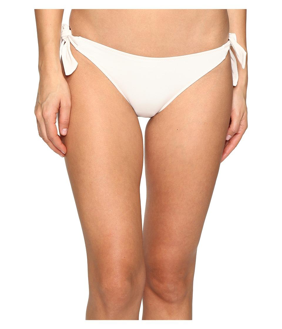 La Perla - Plastic Dream Side-Tie Bottom (Ivory) Women's Swimwear