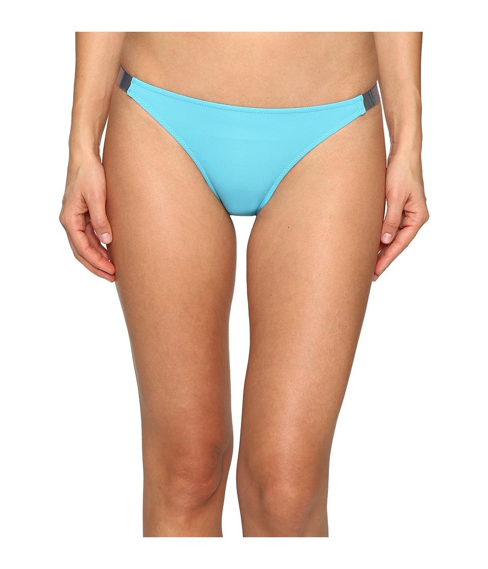 La Perla - Plastic Dream Low Rise Brief (Turquoise) Women's Swimwear