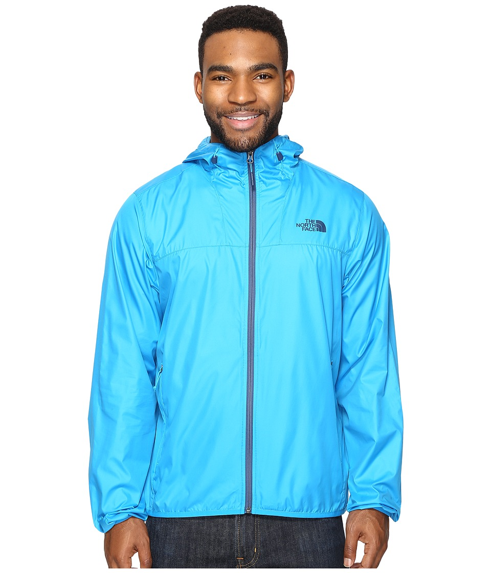 The North Face - Cyclone 2 Hoodie (Hyper Blue/Hyper Blue/Shady Blue (Prior Season)) Men's Sweatshirt