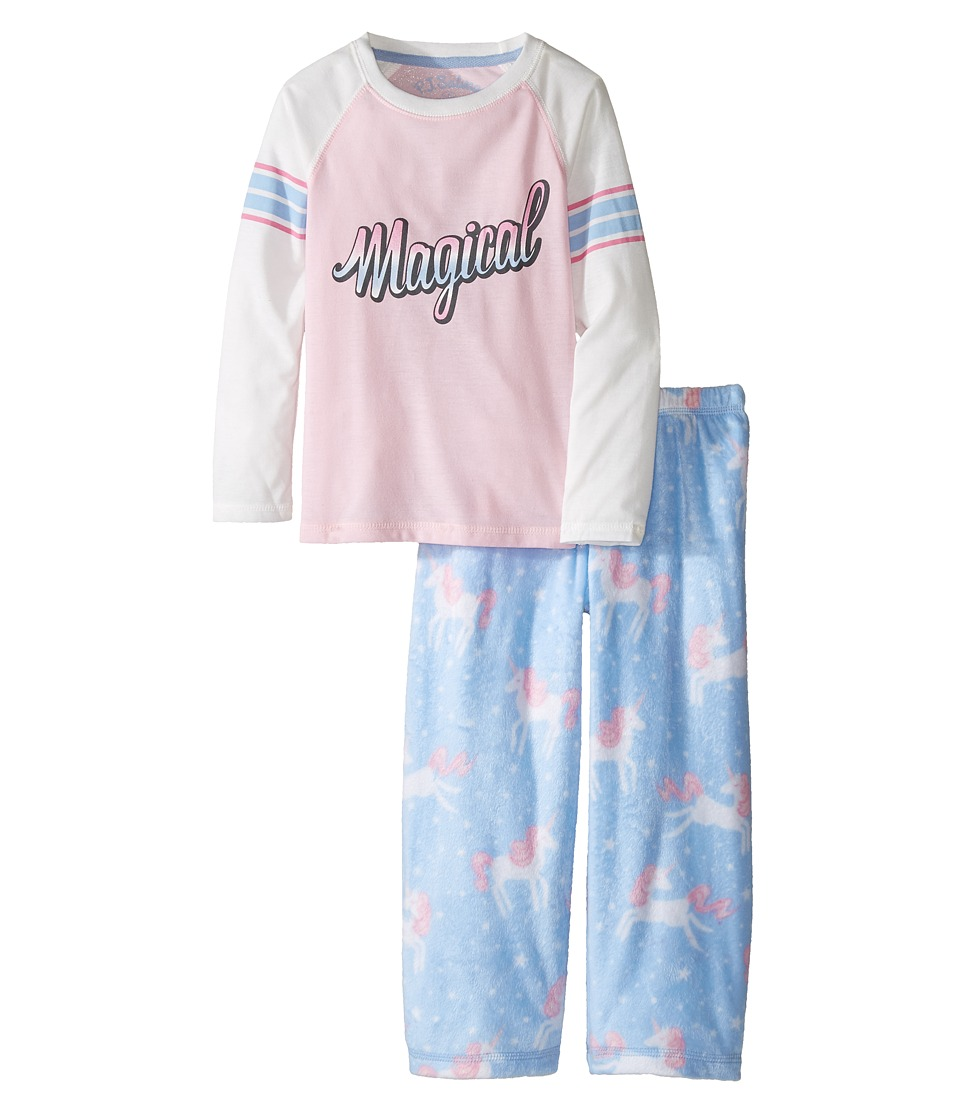 P.J. Salvage Kids - Unicorn Sleep Set (Toddler/Little Kids/Big Kids) (Periwinkle) Girl's Pajama Sets