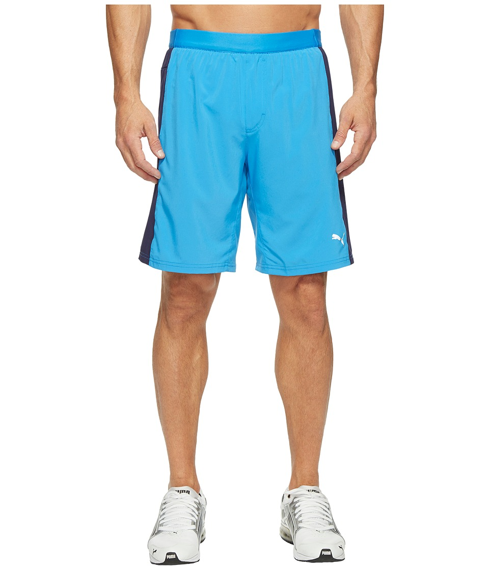 PUMA - Pwrcool 9 Shorts (French Blue) Men's Shorts
