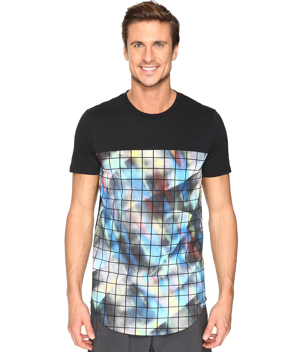 PUMA - Future Graphic Tee (Cotton Black) Men's T Shirt
