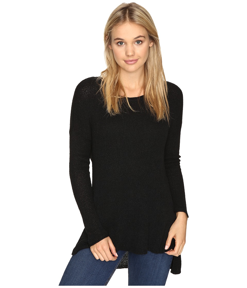Volcom - Glider Sweater (Black) Women's Sweater
