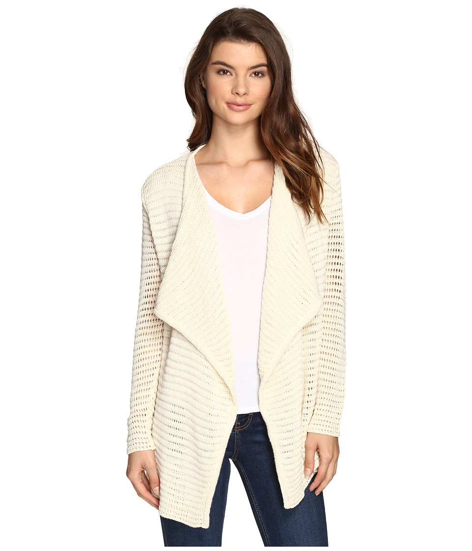 Volcom - Hold On Tight Wrap (Vintage White) Women's Sweater