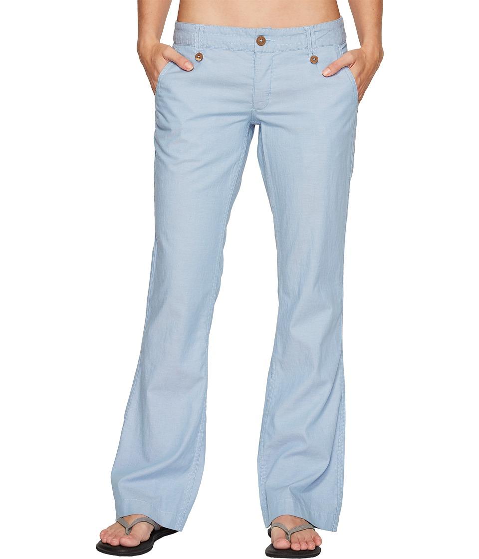Mountain Khakis - Island Pant (Blue Ridge) Women's Casual Pants