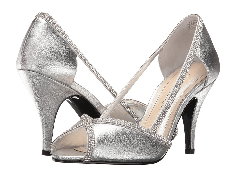 Caparros Faith (Silver Metallic) High Heels