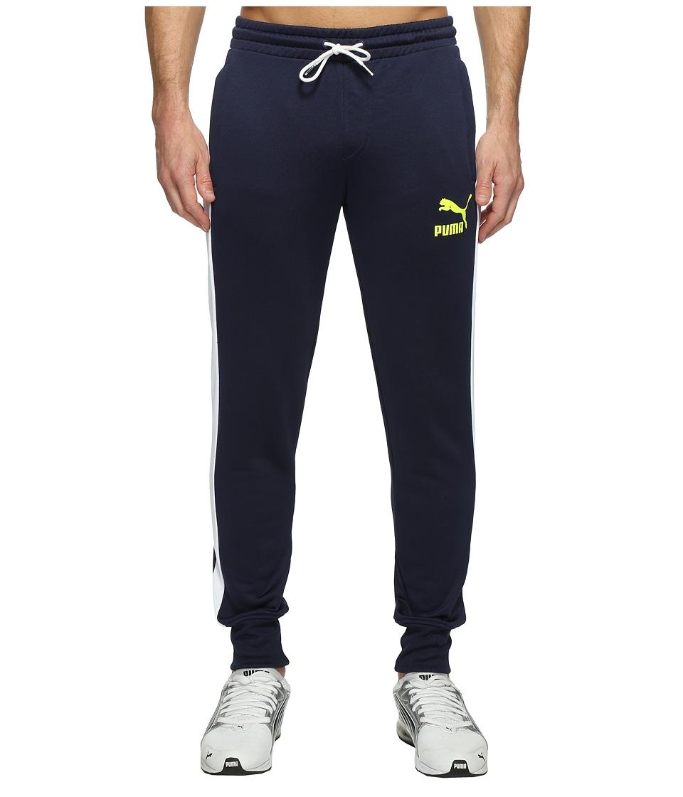 PUMA - Archive T7 Track Pants (Peacoat) Men's Workout