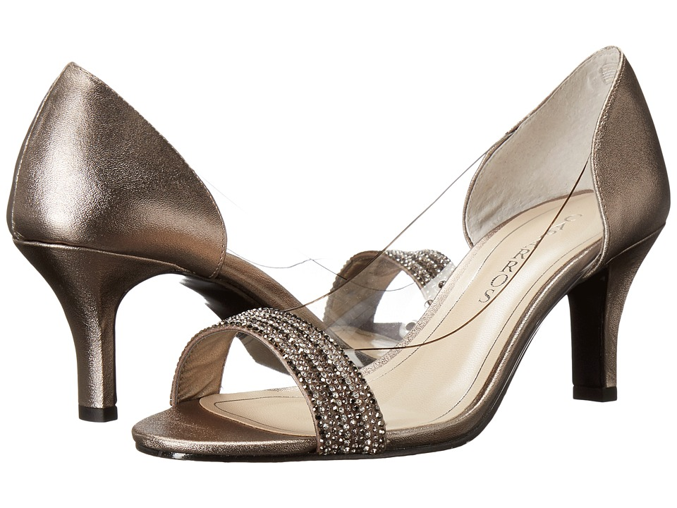 Caparros Fancy (Mushroom Metallic) High Heels