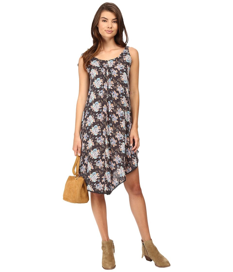 Volcom - Paved Dream Dress (Dark Navy) Women's Dress