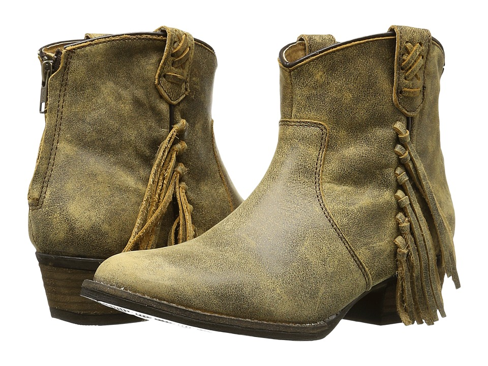 VOLATILE - Lookout (Tan) Women's Boots