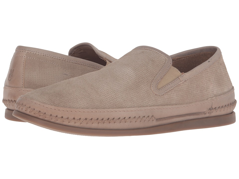 John Varvatos - Star Side Gore Slip-On (Desert Sand) Men