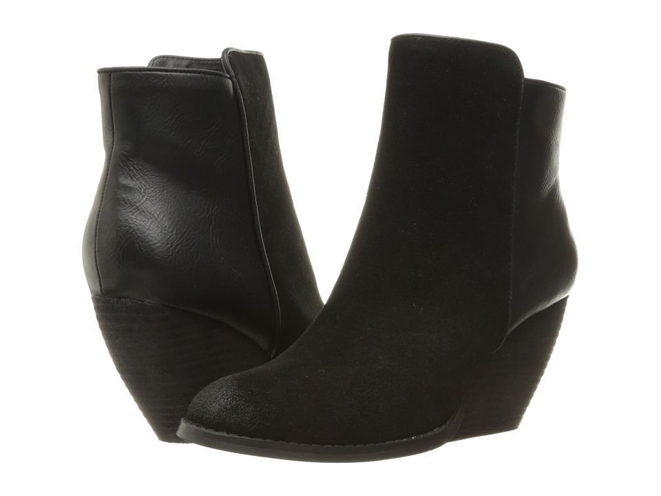 VOLATILE - Indie (Black) Women's Pull-on Boots