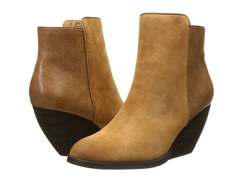 VOLATILE - Indie (Camel) Women's Pull-on Boots